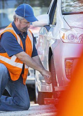 Roadside Assistance Hollywood Hills
